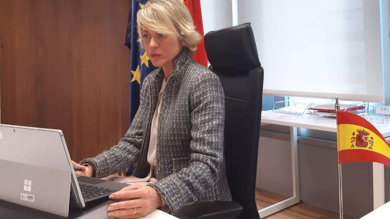 Carme Artigas, secretaria de Estado de digitalización e inteligencia artificial. (Foto: Sedia)
