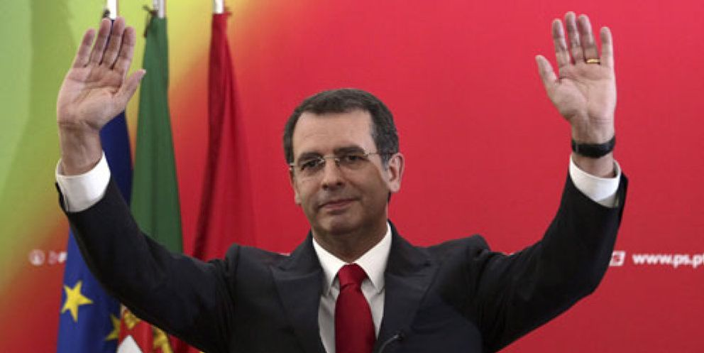 Foto: Los socialistas portugueses eligen al sucesor de Sócrates: Antonio José Seguro
