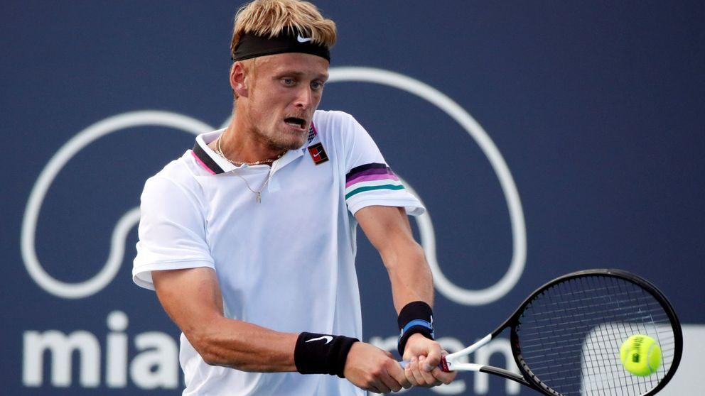Quién es Nicola Kuhn y por qué está considerado el futuro del tenis español