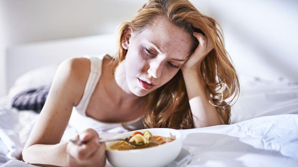 Qué alimentos debes comer (y cuáles no) cuando estás enfermo