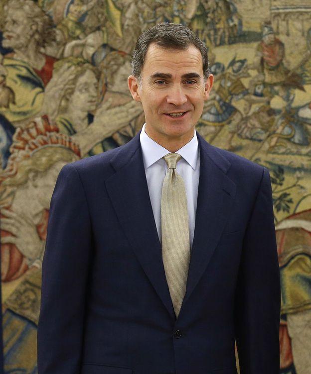 Foto: El Rey Felipe VI no será bienvenido en Breda. (EFE)
