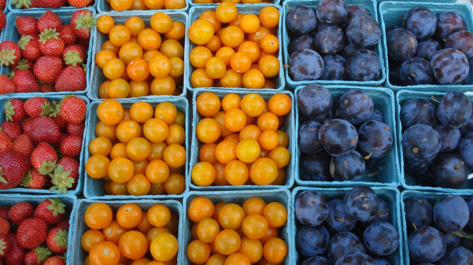 Foto: Queso, miel, frutas, verduras... de la huerta a tu mesa sin intermediarios