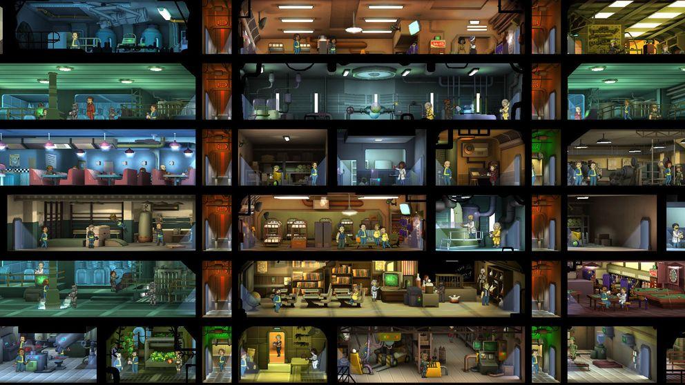 Fallout Shelter: no hay lugar para el amor en un refugio nuclear