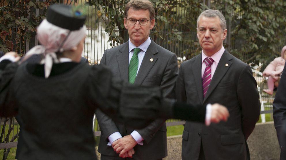 Urkullu complica el último cartucho de Feijóo para suceder a Rajoy