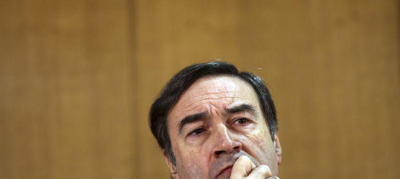 Foto: Fotografía de archivo del todavía director de 'El Mundo', Pedro J. Ramíerez. (Reuters)