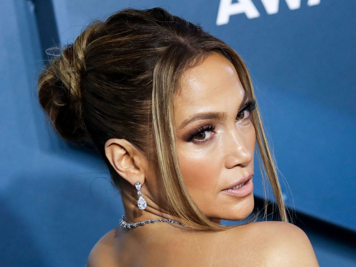 Foto: Jennifer Lopez, en los recientes Premios SAG. (EFE)