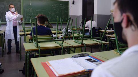 Las familias piden una educación 100% presencial y una bajada de las ratios