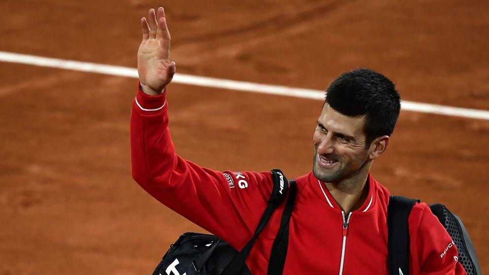 Djokovic pone la tirita: En tierra batida, Nadal es favorito