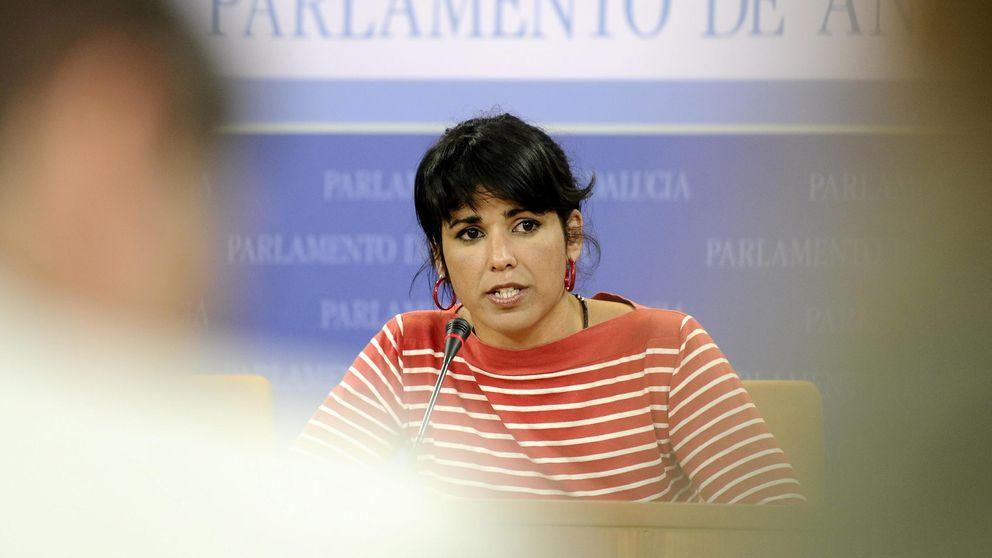 Podemos no se mueve a la abstención y aleja la investidura de Susana Díaz