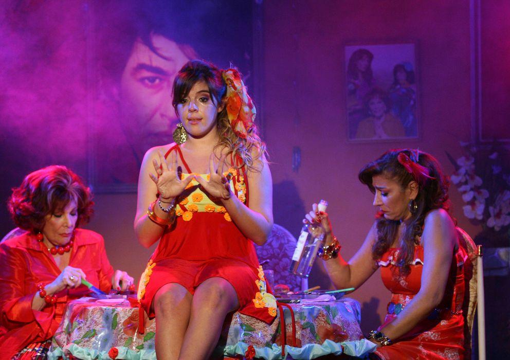 Foto: La actriz, en una presentación teatral (Gtres)
