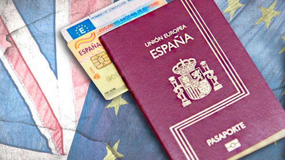¿Qué pasa con el DNI, el pasaporte y el carnet de conducir tras el Brexit?