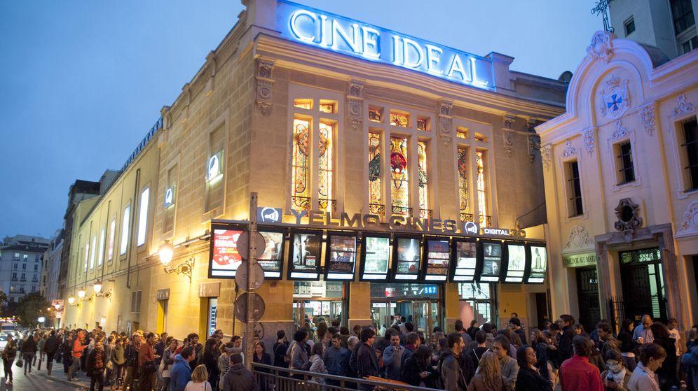 Foto: Los cines Ideal (Gtres)