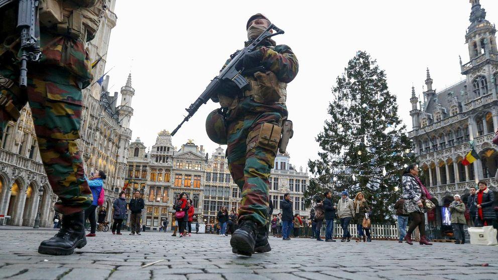 La alerta antiterrorista ha sido una catástrofe económica para Bruselas