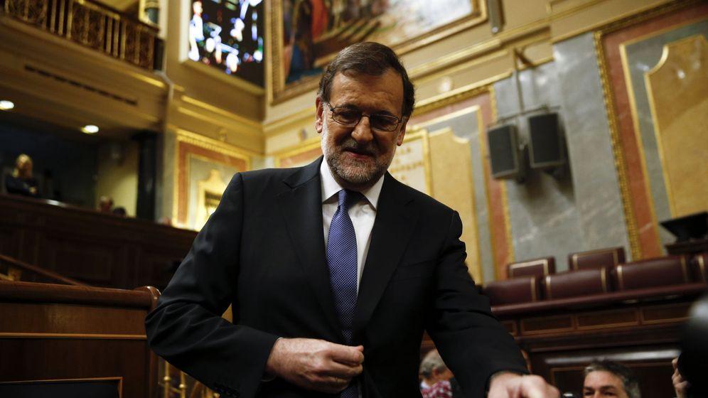 Foto: Mariano Rajoy en el Congreso, el pasado 6 de abril. (REUTERS/Andrea Comas)