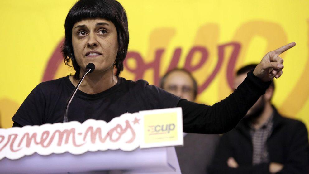 Gabriel garantiza el apoyo unánime de la CUP si Junqueras o Romeva son presidentes