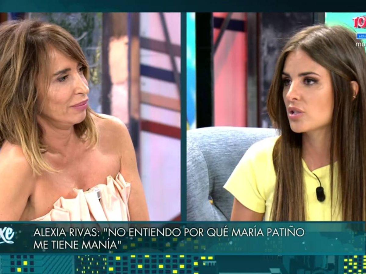 Foto: María Patiño y Alexia Rivas. (Telecinco).