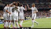 Noticia de Una manita del Real Madrid para olvidar la crisis y los malos rollos