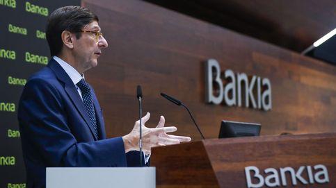 Bankia gana 514 millones de euros hasta junio, pero 'pincha' en los márgenes