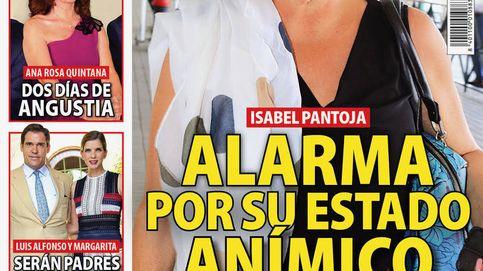 El preocupante estado anímico de Pantoja y la ruptura de Alba Carrillo
