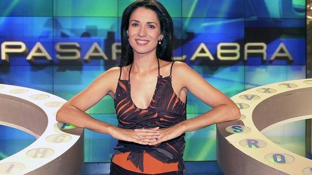 Foto: Silvia Jato, la primera presentadora que tuvo 'Pasapalabra' en España. (Atresmedia)
