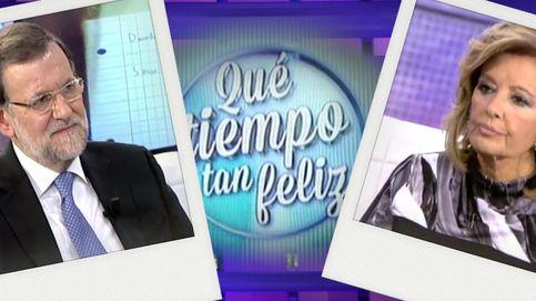 Las 7 claves de la entrevista de Mariano Rajoy en '¡Qué tiempo tan feliz!'