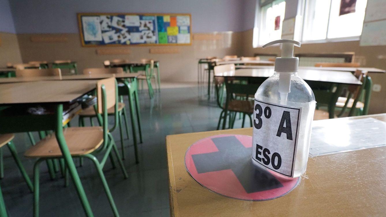 Euskadi desiste de su plan y aplaza 7 días el polémico regreso a las aulas desde este lunes
