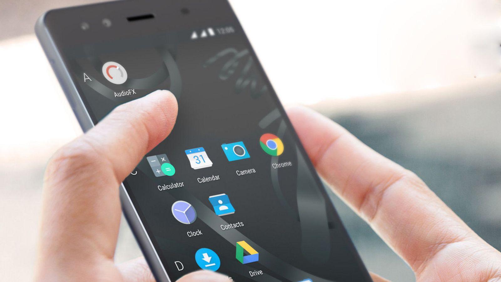 Foto: BQ presenta su nuevo smartphone en el Mobile World Congress. (EC)