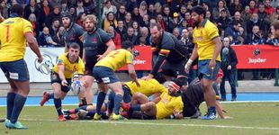 Post de El triunfo de España de rugby en su vuelta al lugar del crimen dos años después