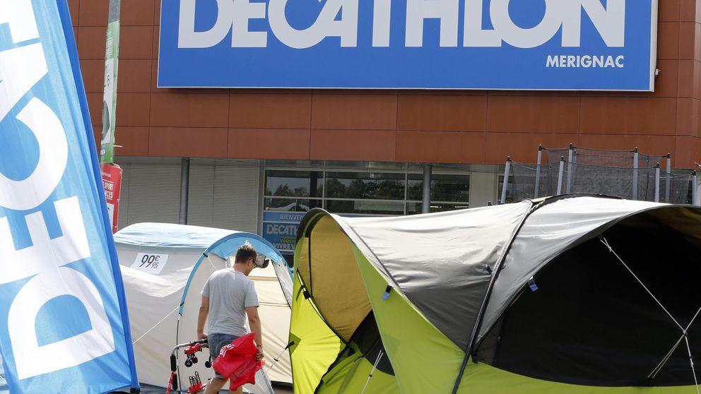 Decathlon presenta un ERTE para 8.886 personas, el 92% de la plantilla