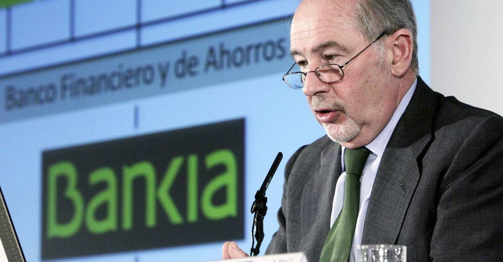 El expresidente de Bankia Rodrigo Rato. (EFE)