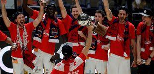 Post de Un triple de Viloza a 3 segundos del final devuelve al Baskonia a lo más alto de la ACB