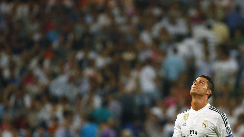Los peñistas del Madrid salvan la cabeza a Ancelotti y abren la puerta a Cristiano