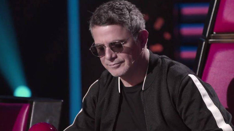 Alejandro Sanz, en 'La Voz'. (Atresmedia Televisión)