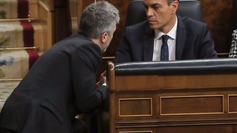 Sánchez respalda a Marlaska tras la sentencia sobre Pérez de los Cobos