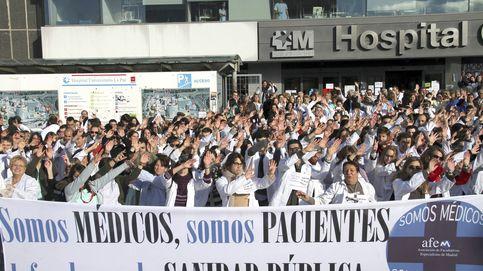4.000 médicos de Atención Primaria de Madrid, en huelga este martes
