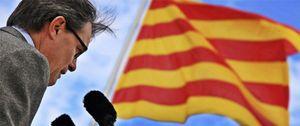 Barcelona permite a sus concejales tener sólo la 'estelada' en su despacho