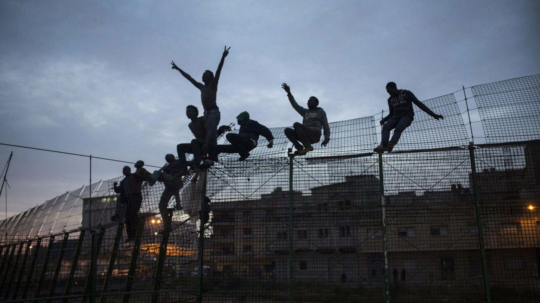 Estrasburgo avala las devoluciones en caliente en la valla de Melilla