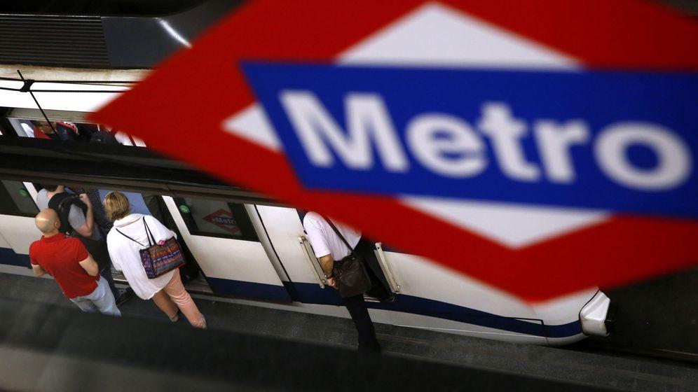 Foto: Imagen de archivo de una estación de Metro en Madrid (EFE)