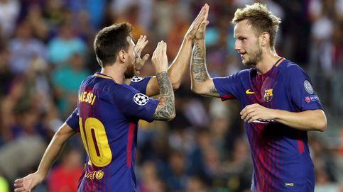 El debut del Barça en la Champions (27,7%) y Bertín Osborne (17%) se reparten la noche