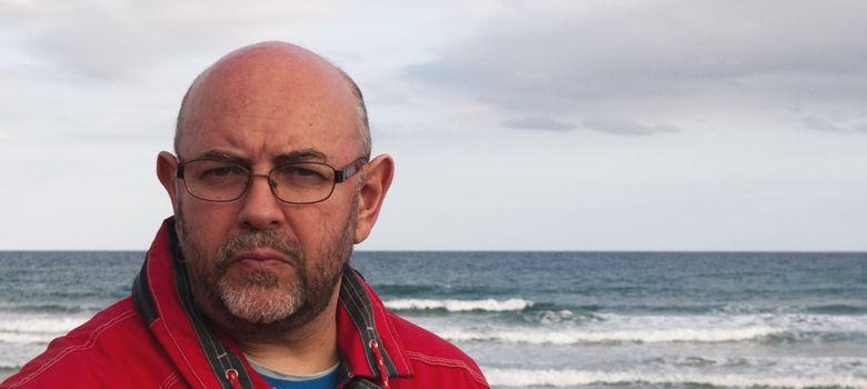 Foto: Antón Castro, Premio Nacional de Periodismo Cultural 2013