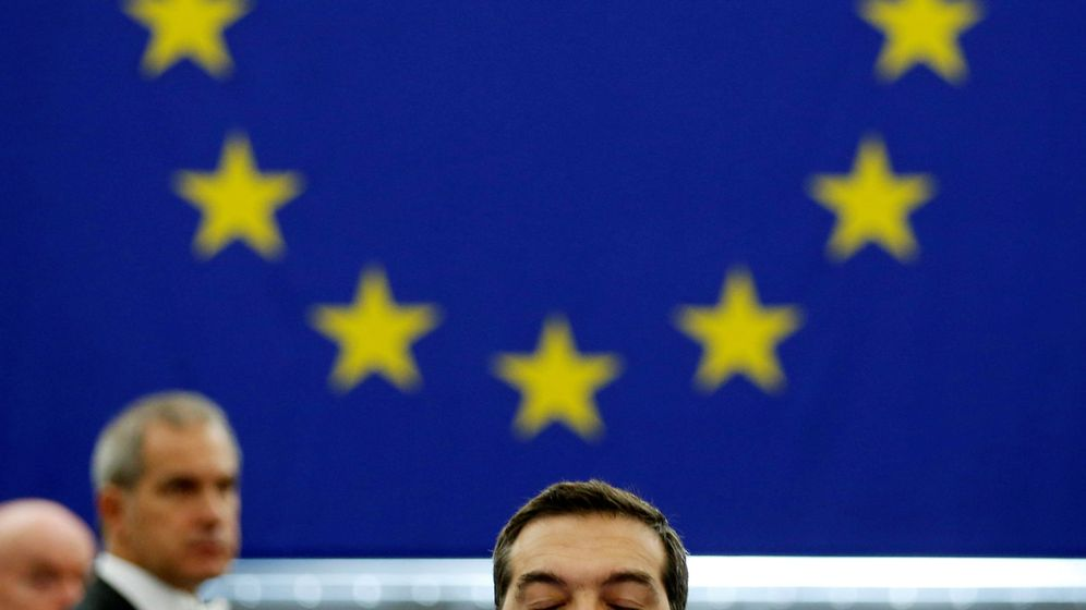Foto: Alexis Tsipras. (Reuters)
