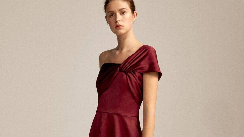El vestido para ser la invitada ideal este otoño está en Pedro del Hierro ¡y con descuento!