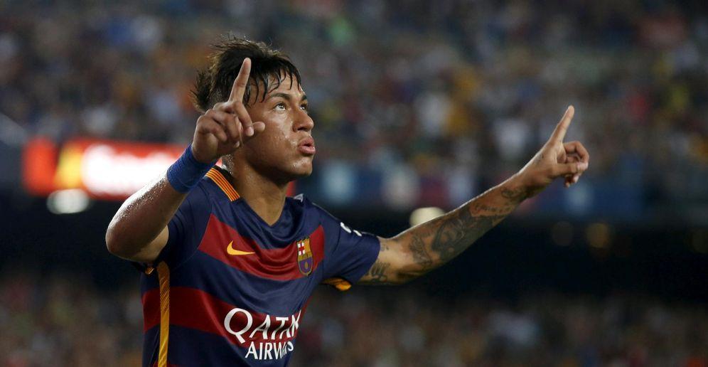 Foto: Neymar ya está recuperado de las paperas que sufrió (Reuters)