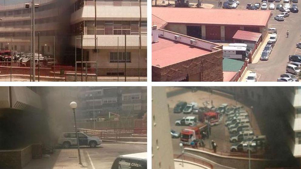 Muere un tedax en una explosión en la Comandancia de Almería