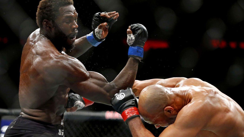 UFC Copenhague: el devastador KO de Cannonier que borra la sonrisa al Joker