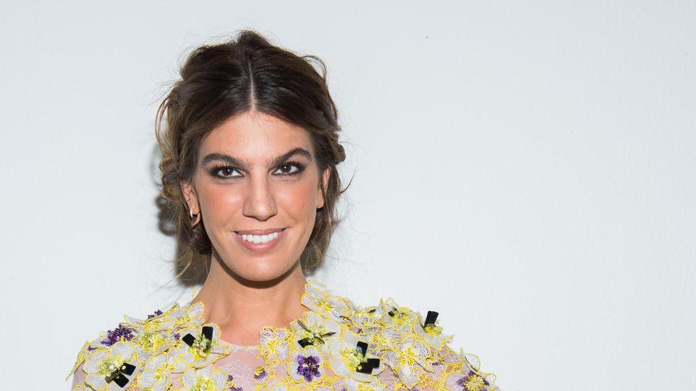 Foto: Bianca Brandolini, una de las invitadas más elegantes en una foto de archivo. (Cortesía)
