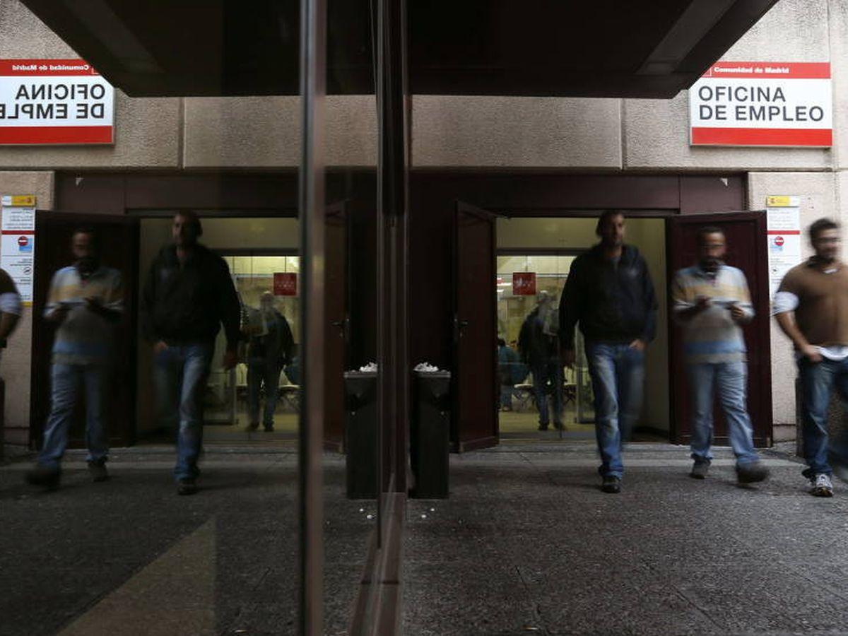 Foto: Una oficina de empleo, en una imagen de archivo. (EFE)