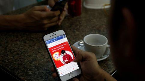 Facebook bloquea todos los perfiles vinculados al Ejército birmano