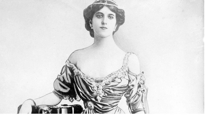 Retrato de Anita Delgado (Library of Congress, Washington)