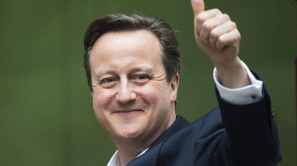 Foto: Cameron disfruta de su mejor momento (Efe).